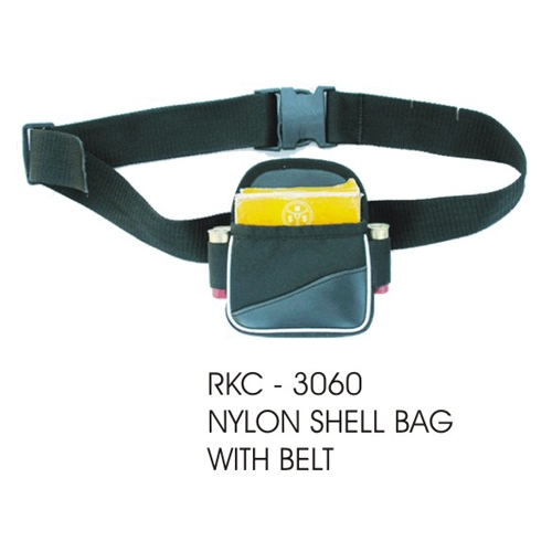Nylon Shell Bag