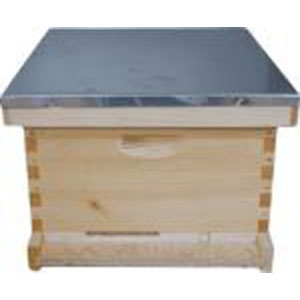 Hive Wooden Box